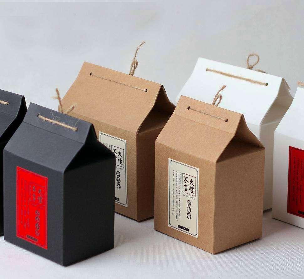 Premium Tea Box Luxury Packaging