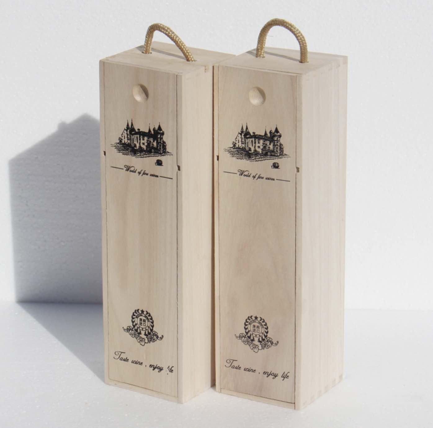 Premium Wooden Box