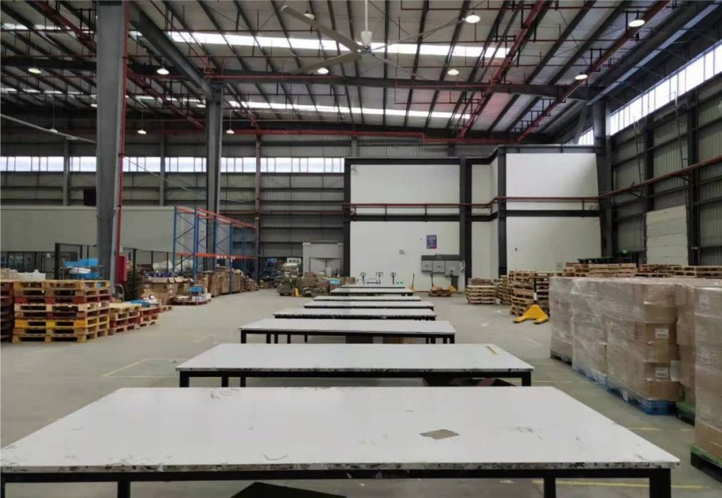Re-packging operation tables