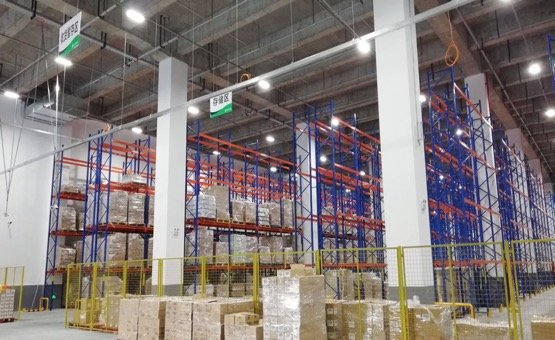 copacking repacking warehouse
