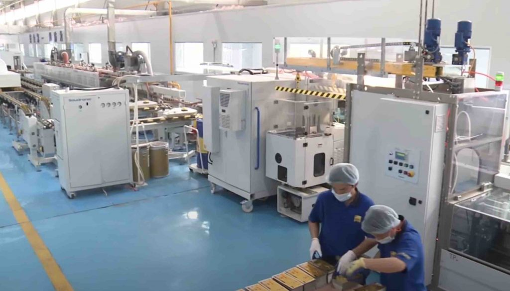 Belpax tin products manufacturing facilities