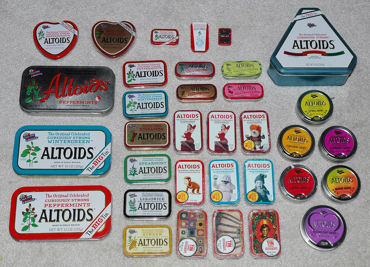 Beauty of Tin Packaging
